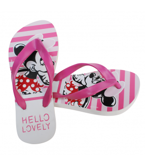 Sandalia Minnie Mouse